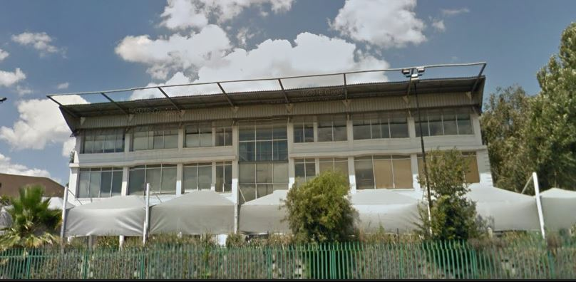 Givaudan Warehouse & Offices