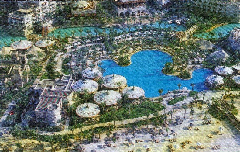 Madinat Jumeira Resort, Dubai